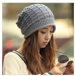 10pcs/lot Han edition hat hip hop cap knitted cap Men Women hat beanie hat winter Knitting Wool Hat for Unisex Caps BB0006(China (Mainland))