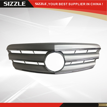 W221 CL S-Class 2006-2009 ABS Silver Auto Car Front Grille