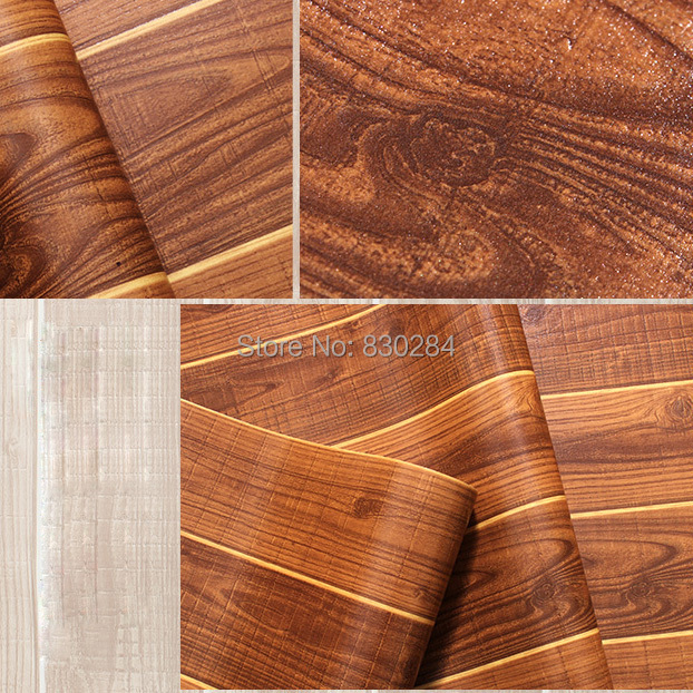 Comprar chino papel tapiz madera vintage for Papel pared madera