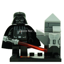 Darth Vader Shen Yuan Star Wars Minifigures Figures SY198 Building Blocks Sets Model Toys Brick Toys
