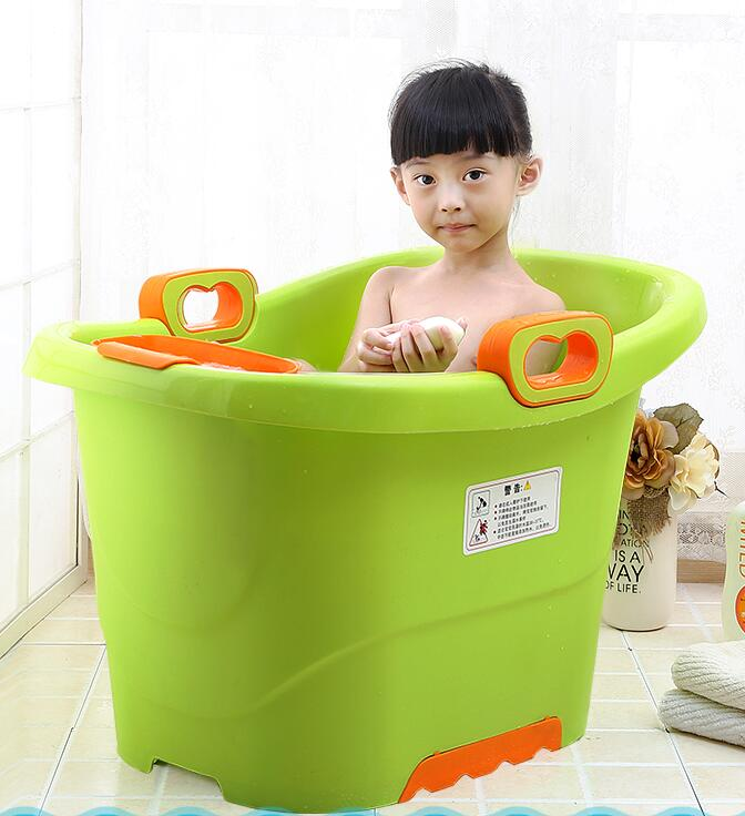 free shipping small baby bathtub baby bucket bath large child bathtub child bath bucket bath. Black Bedroom Furniture Sets. Home Design Ideas