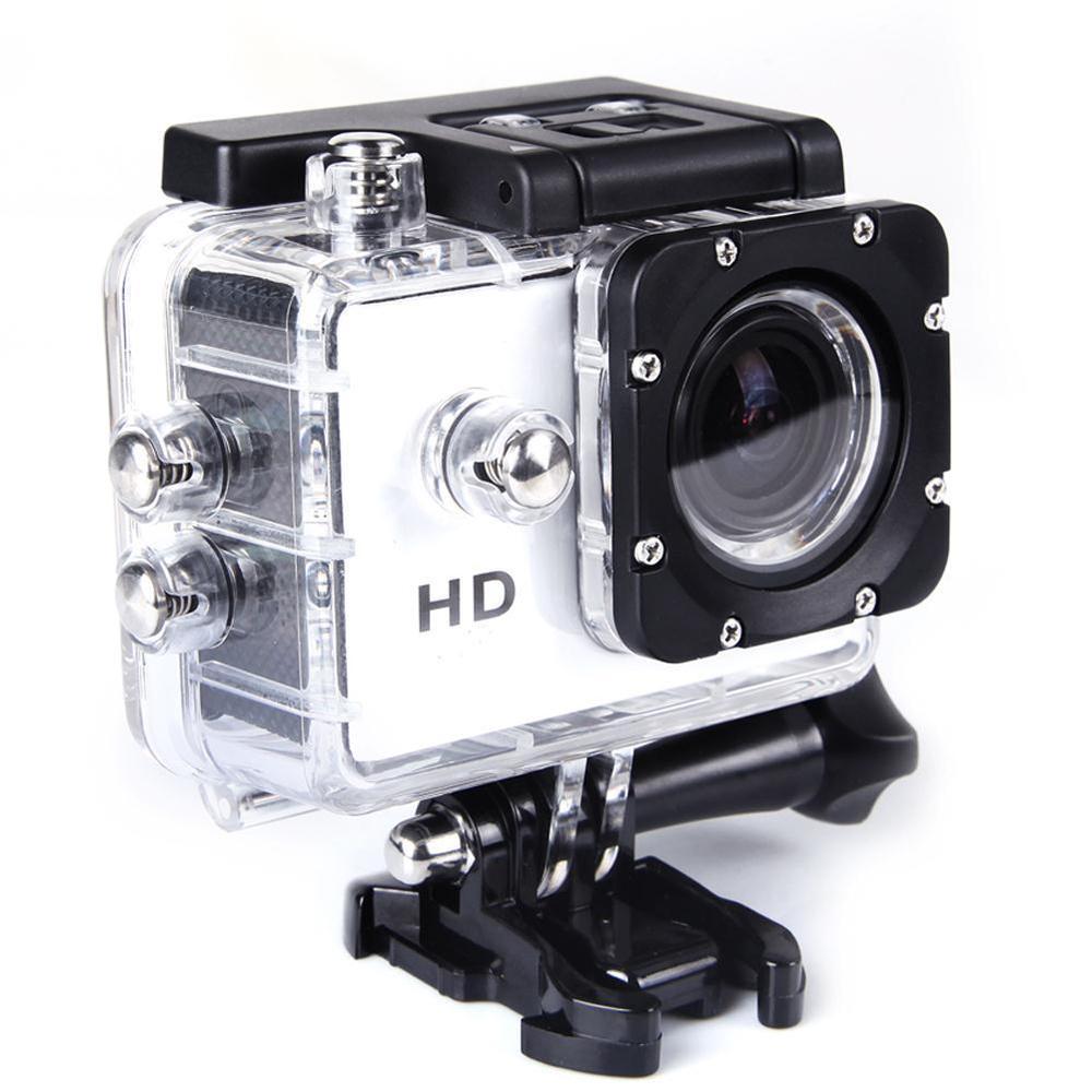 Новый белый SJ4000 1.5 HD 1080 P действие спорт мини-dv Cam шлем камеры водонепроницаемый для наружного россия украина испания бесплатная доставка