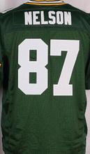Green Bay Packers Men's 4 Brett Favre 12 Aaron Rodgers 27 Eddie Lacy 52 Clay Matthews 87 Jordy Nelson elite(China (Mainland))