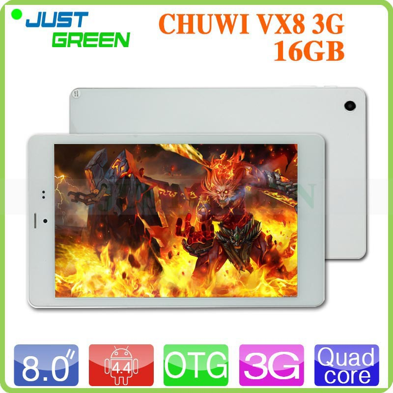 New model Chuwi 8 inch CHUWI VX8 3G tablet PC Intel Z3735G quad core Android 4