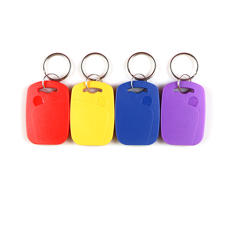ID/IC copy double-frequency entrance guard composite key chain induction card intelligent attendance parking card UID + 5200(China (Mainland))