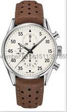 2014 nuevos hombres calientes de venta de acero inoxidable automático para hombre tag spaceX reloj CALIBRE 1887 hombres relojes de vestir con original
