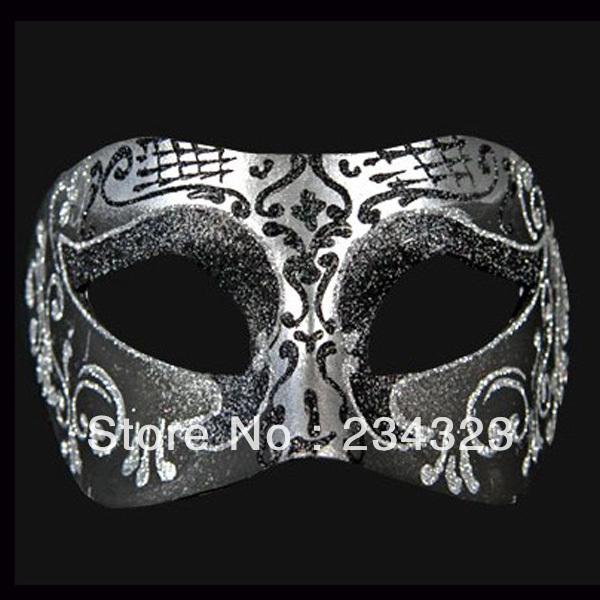 Black venetian masks,Sex masks,half face masquerade masks(China (Mainland))