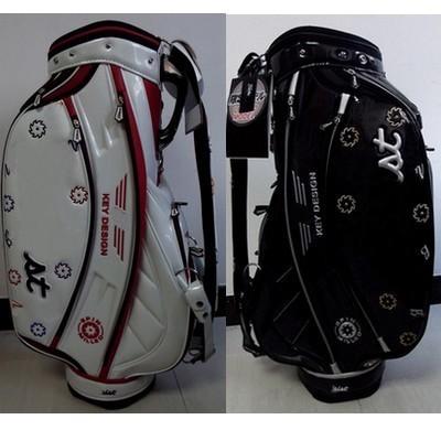 2015 TITS Sunflower Golf Bags Men PU Golf Cart Bag 5 Ways(China (Mainland))