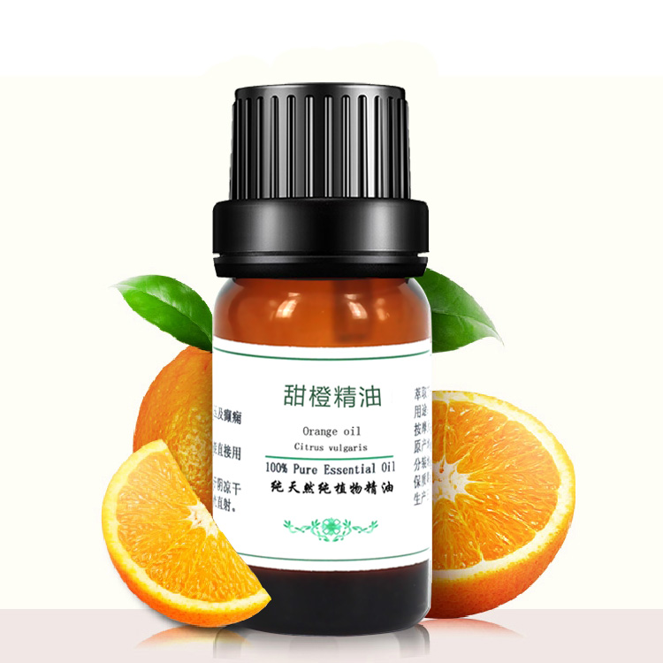 Imported 100% pure orange oil 10ml oil aromatherapy moisturizing essential oil wholesale genuine manufacturers Pakistan(China (Mainland))