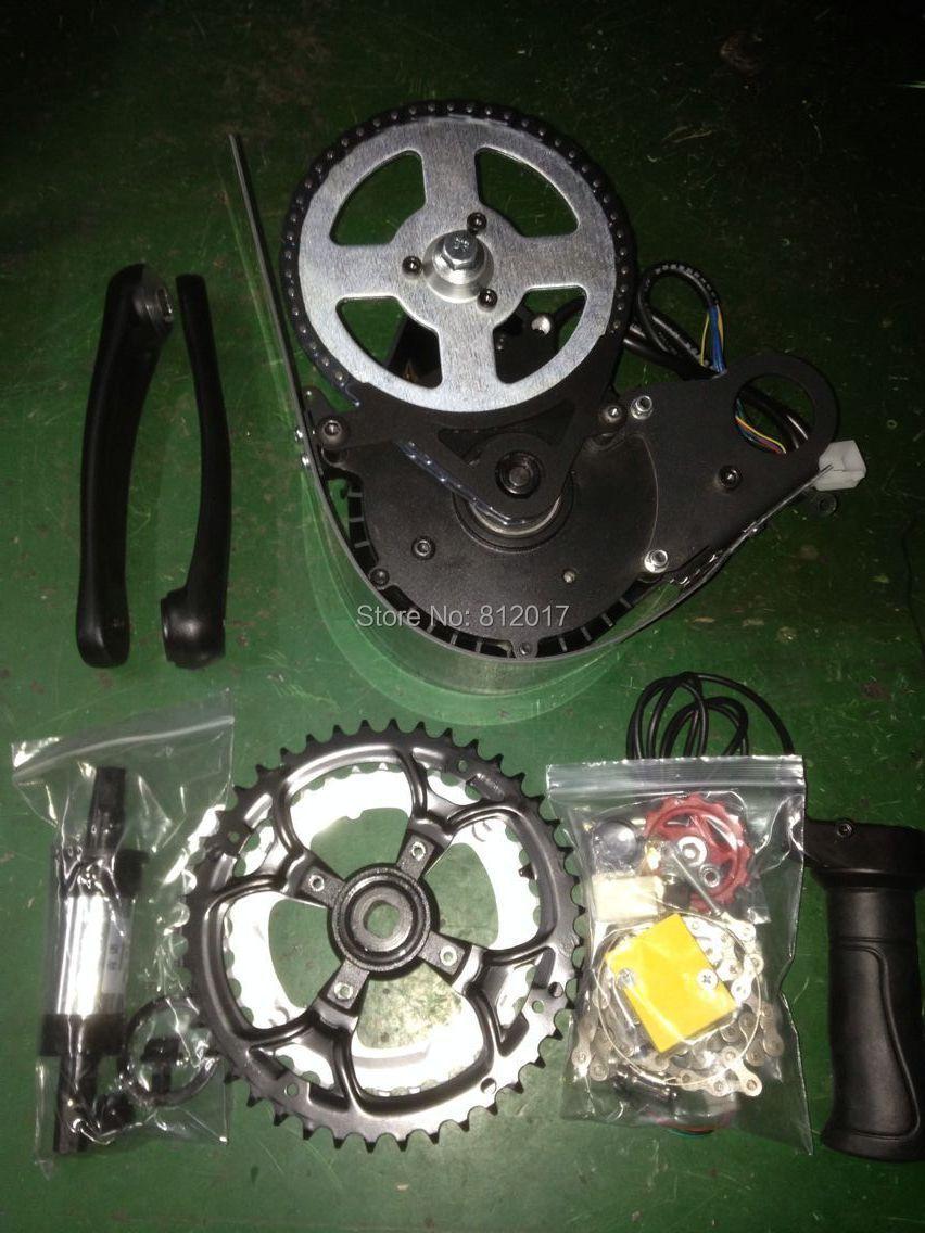 48V500W and 60V650W Bicycle Motor Kit Electric motor Brushless motor(China (Mainland))