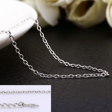 New fashion  Sample women jewelry 18k Gold Filled Exquisite Modern Chains women Necklace (China (Mainland))