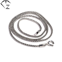 Buy 925 Sterling Silver Chain Necklace 40cm Choker Women Necklaces 70cm Long Chains Thai S925 Solid Silver Jewelry Making for $10.96 in AliExpress store