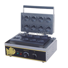 electric fish cakes Machine fish roaster roasting machine fish waffle maker egg vans waffle case(Hong Kong)