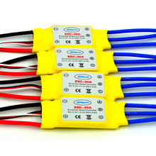 4 Pcs 30a Brushless 450 Helicopter Multicopter Motor Speed Controller Rc Esc free Shipping(China (Mainland))