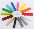 Children Educational Toys Plastic Model Kits Blocks Parts 1x6 Creative DIY Toys Building Bricks Compatible With