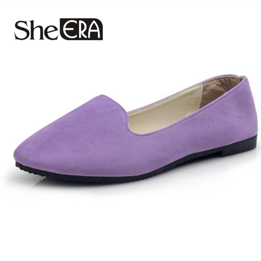 Women Shoes Sapatos Femininos Casual Women's Flat Alpargatas Loafers Woman - She ERA Classic store