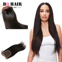 Queen Hair Products Mink Brazilian Hair Weave Bundles Tissage Bresilienne Brazilian Lace Closure Human Hair Extensions