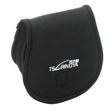 M/L/XL Fishing Reel Bag Protective Cover Spinning Reel Protective Case Sleeve Carp Fishing bags Carp Fishing Bag Trulinoya