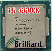 Buy Original Processor i5 6600K 14nm Quad Core 3.5GHz LGA 1151 TDP 95W 6MB Cache HD Graphics Desktop CPU for $254.80 in AliExpress store