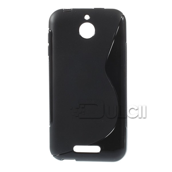 For HTC 510 Cover Mobile Phone Cases For HTC Desire 510 Soft S Shape TPU Case Cover for HTC Desire 510(China (Mainland))