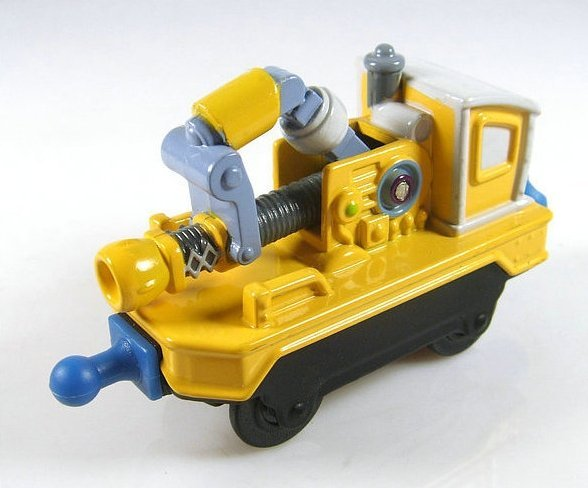 Chuggington Diecast train -Power engineering car