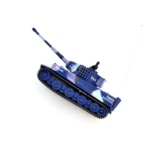 Colorful stock 1:72 Vivid High Simulated Great Wall 2117 RC Remote Control Tank Toy Free Shipping(China (Mainland))