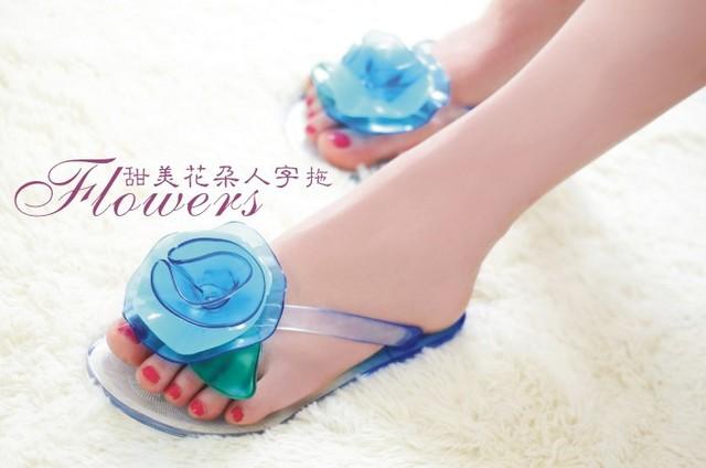 2015 новая мода леди сандалии комфорт открытым носком плоским пятки флип-флоп с бесплатной ...