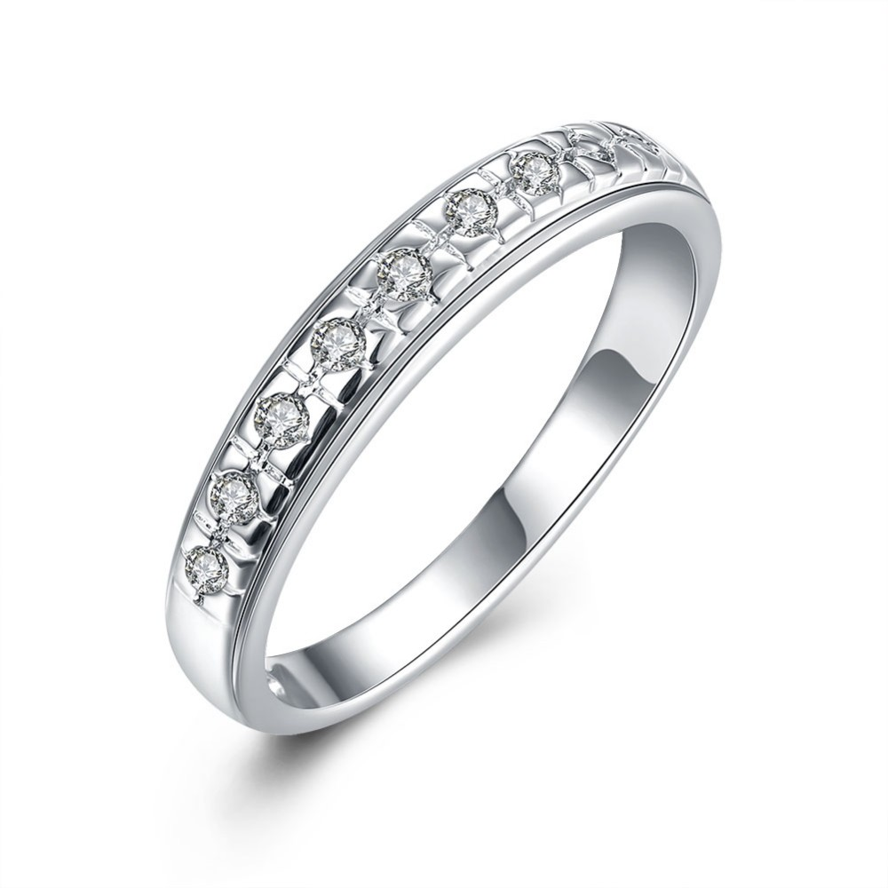 get cheap platinum eternity rings aliexpress