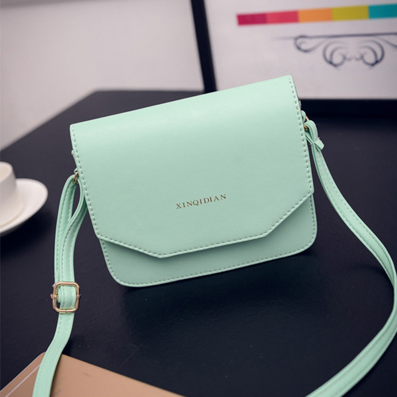 2016 Women Leather Crossbody Bag Luxury Handbags Women Famous Brands Bags Designer Ladies Mini Hand Bags High Quality Sac A Main(China (Mainland))