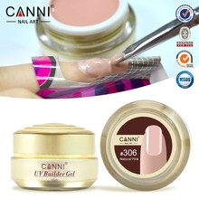 1PC 15ml CANNI Professional UV Builder Gel Camouflage Jelly UV Gel Acrylic for Nail Art False