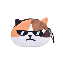 Buy Brand Womens Canvas Small Change Coin Purse Clutches Bag Female Key Card Pouch Money Coin Holder Wallet Cartoon Top for $1.48 in AliExpress store