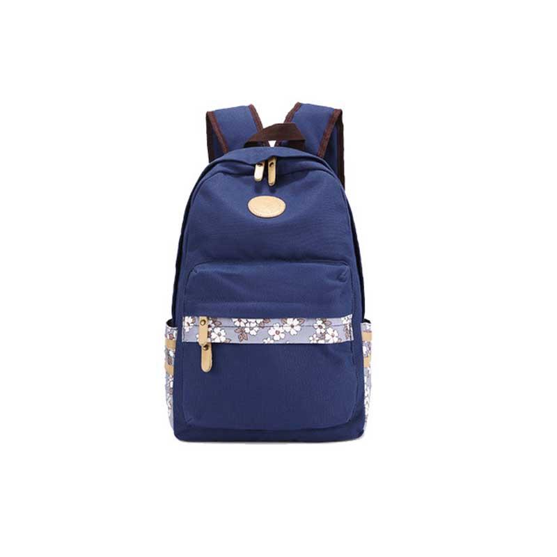 New Korean style women canvas backpack printing backpack school bag for girls bookbag mochila escolar feminina<br><br>Aliexpress