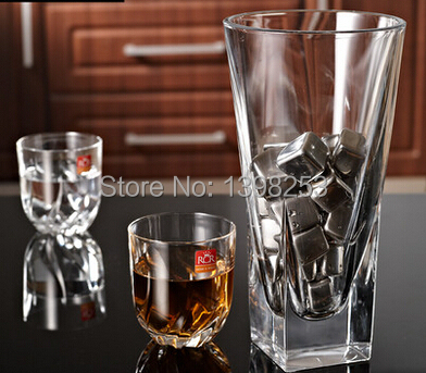 Wine Stones Cooler whisky stone Drinks Cooler Cubes Beer Rocks Drink Cooling Ice Melts Bar Coolers(China (Mainland))