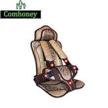 Baby Car Safety Seats Adjustable Kids Children Cushion for Stroller Infant Booster Cover for Car Protection Auto Harness Carrier(China (Mainland))