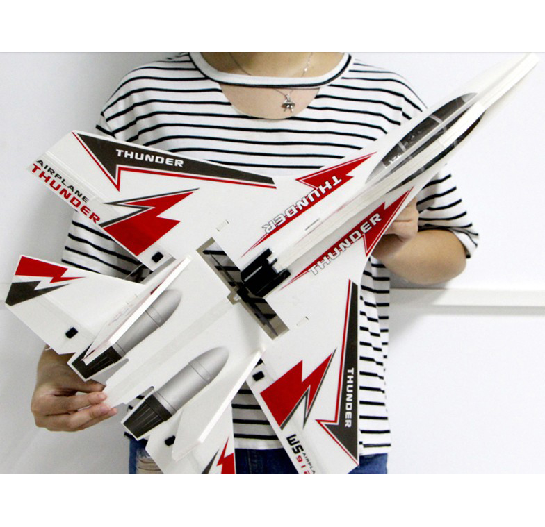High speed Su-27 rc airplane su27 rc plane 2.4G 6 CH remote control airplanes KT Board SU27 RC Jet best christmas gift(China (Mainland))