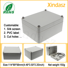 114*89*56mm waterproof plastic enclosure junction box ip65 project boxes electronic - Custom factory store