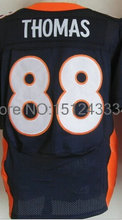 18 Peyton Manning Jersey,58 Von Miller,88 Demaryius Thomas,87 Eric Decker Jersey,Stitched Elite Jerseys(China (Mainland))