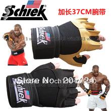 SCHIEK 425/540 PLATINUM FITNESS WEIGHT LIFTING GLOVE Fitness Gloves Wrist Wraps
