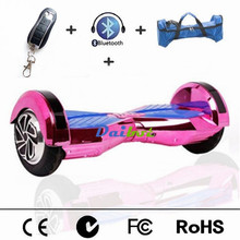 Buy USA Stock 8 inch Two Wheels Electric Scooters Self Balancing Scooter Bluetooth Hoverboard Hover Board Remote Key Carry Bag for $206.99 in AliExpress store