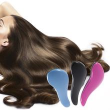 1pc Hair Brush Combs Magic Detangling Handle Tangle Shower Salon Styling Tamer Tool Professional Hairbrush Styling Tamer Tool(China (Mainland))