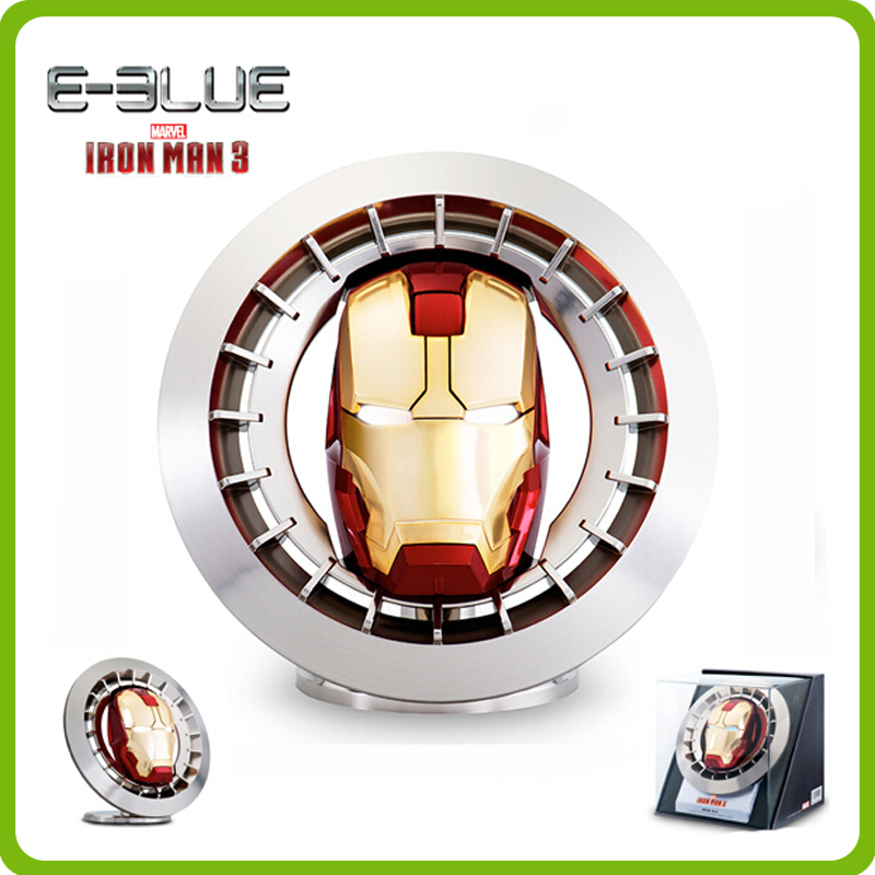 MARVEL Authorization E-BLUE EMS605 IRON MAN 3 2.4G Wireless Gaming Mouse Games Mice-The World Collection Limited Edition(China (Mainland))