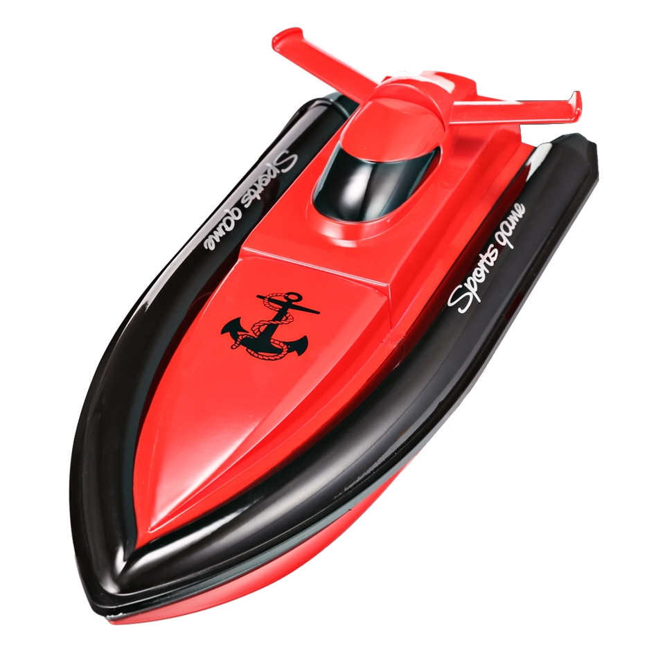 Children RC Boats 27MHz/40MHz/49MHz 4CH High Speed Remote Control Electric RC Racing Boat Kids Toys bateau telecommande(China (Mainland))