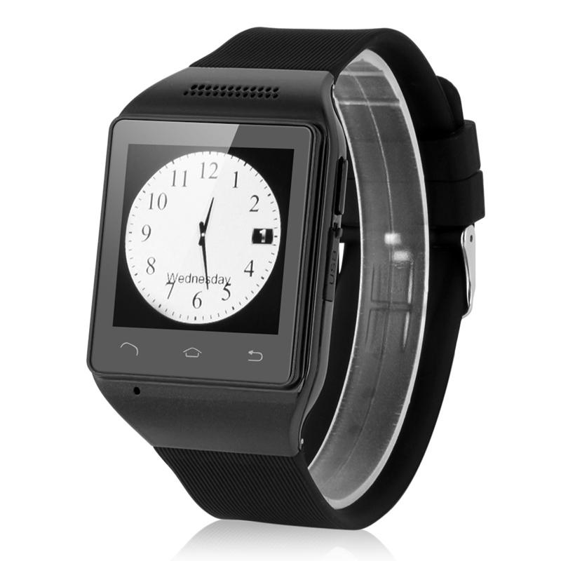 Excelvan KP63-B Smart Wristband GSM Unlocked Smart Phone Watch FM Radio Support TF Card SIM Card Bluetooth for Bluetooth(China (Mainland))