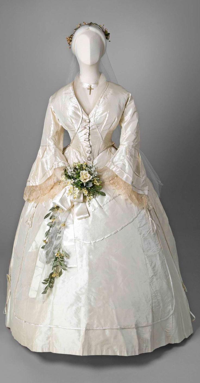 Movie Theater dress Victorian dress satin dressla dies blouse