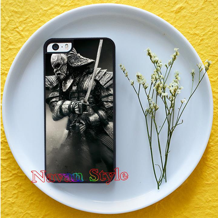 47 Ronin Samurai Armure Sword top selling cell phone case cover for iphone 4 4s 5 5s se 5c 6 6 plus 6s 6s plus 7 7 plus*#G5268BR(China (Mainland))