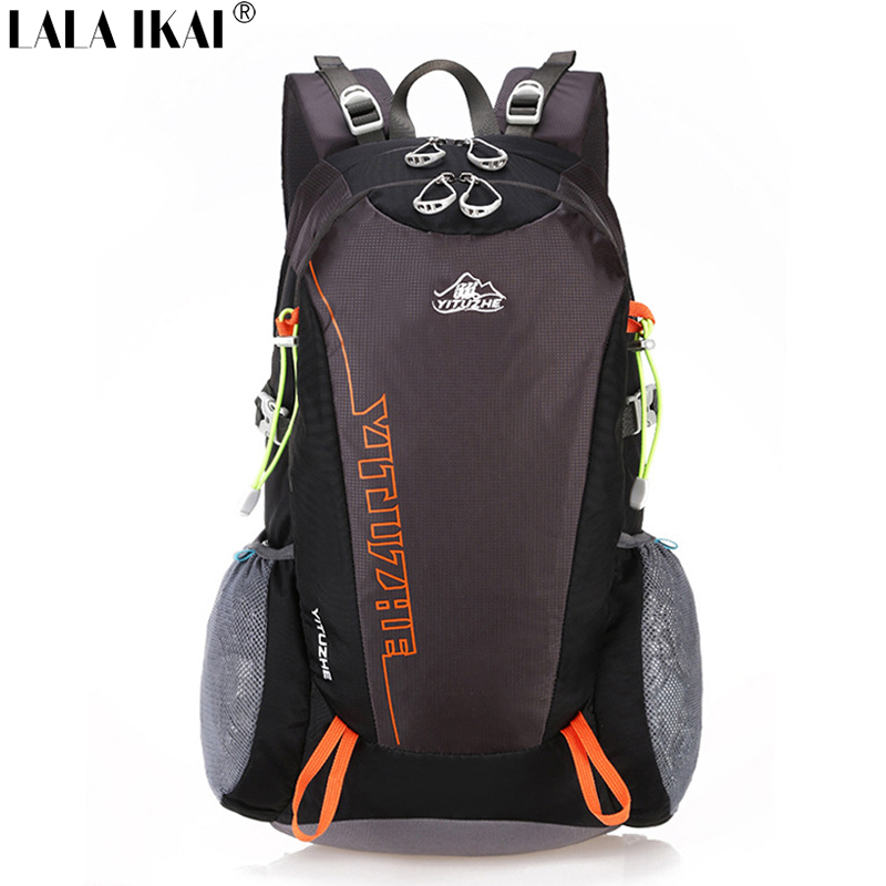 Outdoor Sport Bag Camping Hiking Trekking Rucksack Mountain Cycling Climbing Back Pack Nylon 40L Sports Backpack YIN0341-5(China (Mainland))