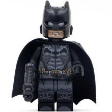 10Pcs  Building Block Super Heroes Avengers batman sMiniFigures Bricks Mini Figure Compatible with legao(China (Mainland))