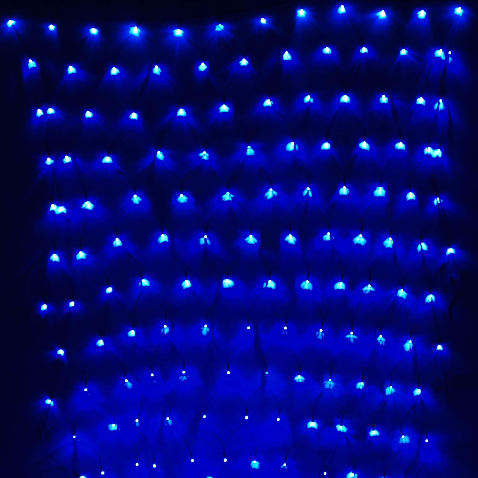LED Strings Christmas Lights Lighting Net Lamp Meshwork Holiday Flashlight Light CE RoHs Certificate from Allland_networking,(China (Mainland))