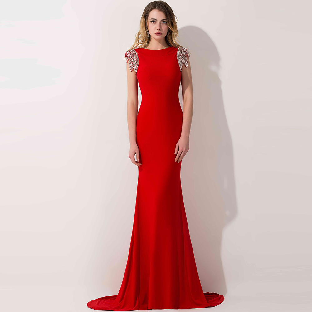 Red Dress Size 18