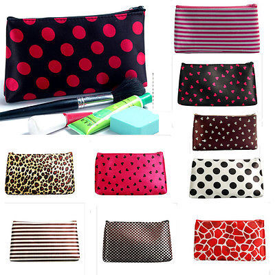Горячий новый multi-цветы мода женщины сумочку косметические сумка клатч свободного ...